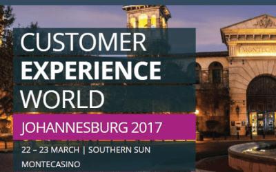 Customer Experience World 2017