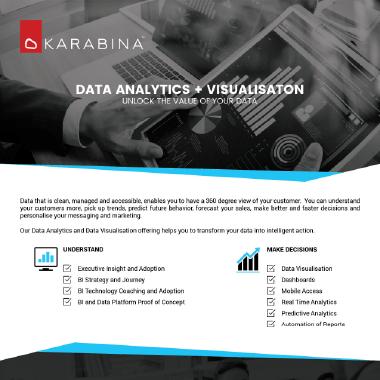 Data Analytics Brochure