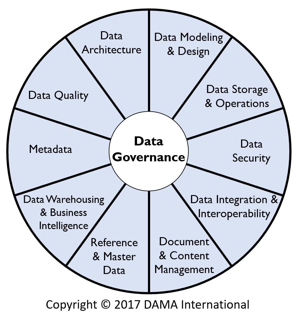 DAMA Data Governance