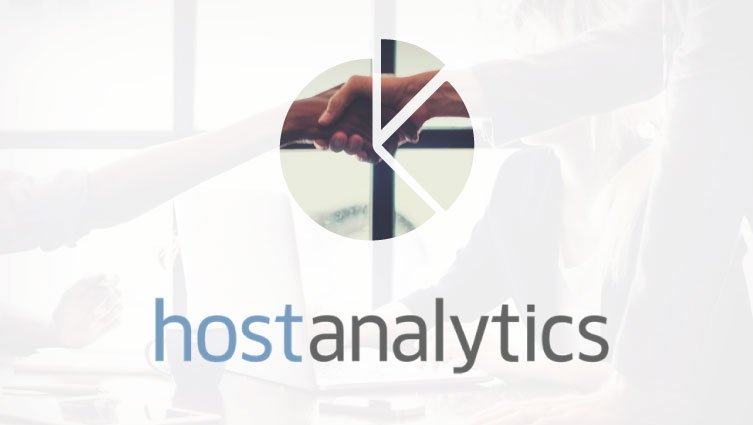 South African reseller of Host Analytics