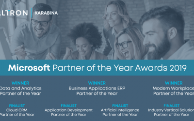 Microsoft Partner Awards 2019