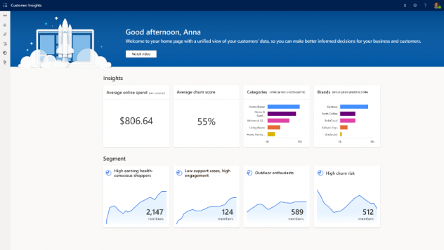 Customer Insights Screenshot 2