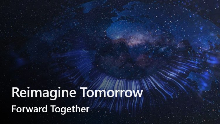 Microsoft Reimagine Tomorrow Virtual Summit