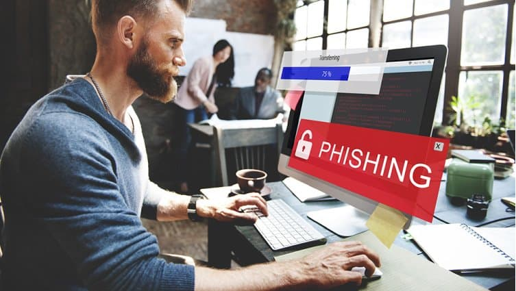 Email phishing pivots to pandemic